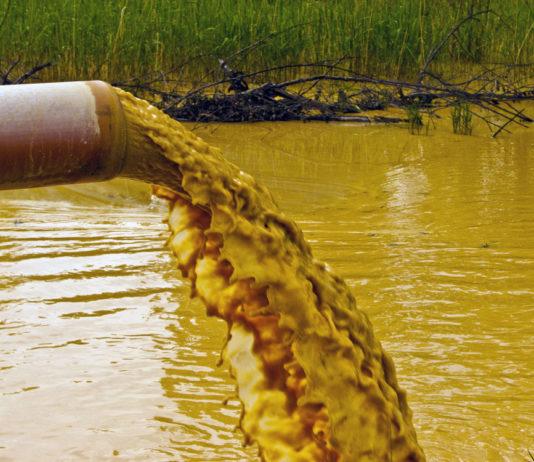 Dirty water is killing America