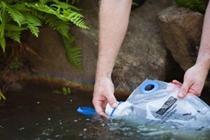 Puralytics SolarBag 3 liter solar water sterilizer