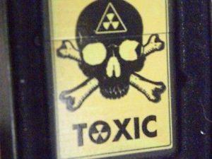 Toxic Water Danger