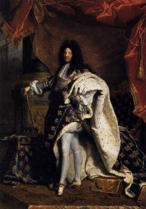 Rigaud Louis XIV 1701